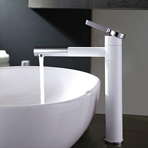 jinrou-moderne-luxe-contemporain-evier-touche-aller-upscale-a-chaud-et-a-froid-de-peinture-blanc-bou