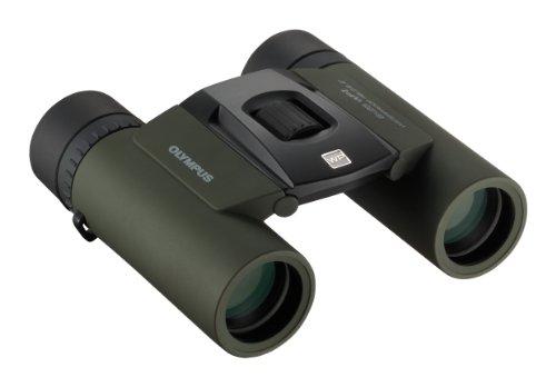 Olympus Binoculars Compact, Lightweight Waterproof 8X25 8X25Wp Ii Green