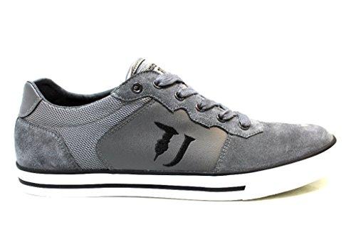 Trussardi Jeans 77S213 Grigio Sneakers Uomo Scarpa Sportiva Casual