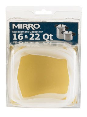 Mirro 92516 Pressure Cooker and Canner Gasket for Model 92116 / 92122A, 16-Quart / 22-Quart
