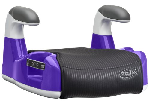 Evenflo Booster Seat, Grape
