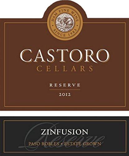 2012 Castoro Cellars Zinfusion 750 Ml