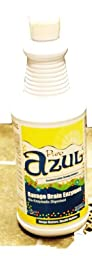 Azul 039660 Ravage Septic Tank & Drain Maintainer Bio-Enzymes, Commercial RVs Campers Boats Drain & Septic Tank Maintenance -- Natural Crud Eating Enzymes Blast Nastiest Crud