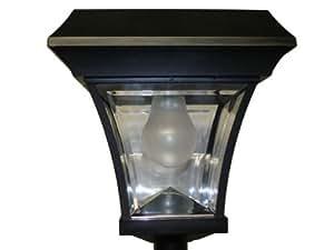 Amazon Solar Lamp Post Light Outdoor Post Lights