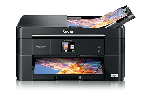 Brother MFC-J5320DW Stampante Multifunzione Inkjet, a Colori, con Fronte/Retro, Cloud, Wi-Fi