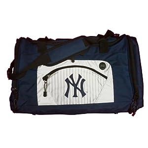 Concept 1 New York Yankees MLB Roadblock Duffle Bag CNO-MLYK5147 by Concept 1