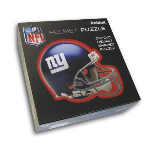 New York Giants Team Helmet Puzzle at Amazon.com