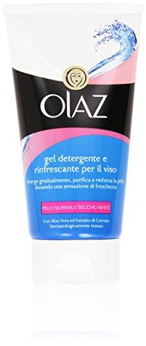 Olaz - Gel Detergente Rinfrescante, per il viso - 150 ml