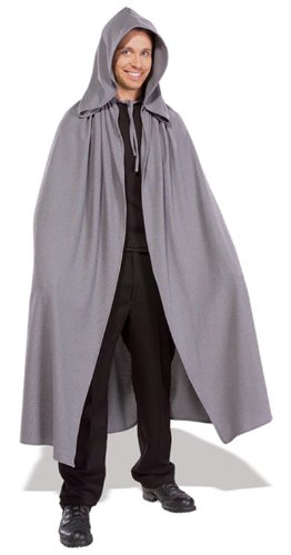 Rubie's Costume Men's Lord Of The Rings Adult Elven Grey Cloak