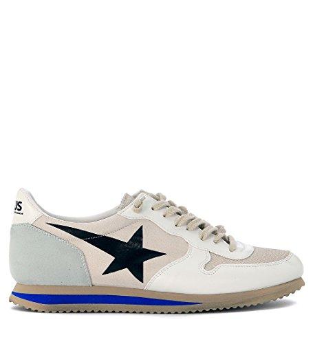 Sneaker-Haus-Golden-Goose-en-piel-blanca