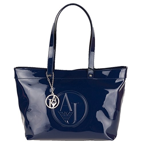 borsa-armani-jeans-shopping-bag-in-vernice-922505