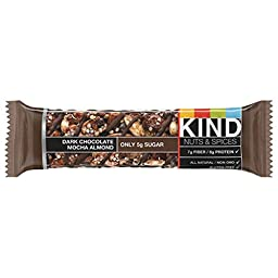 Kind Snacks Kind Nuts & Spices Dark Chc Alm Mocha 12