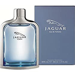 Jaguar Classic Blue EDT for Men, 100ml