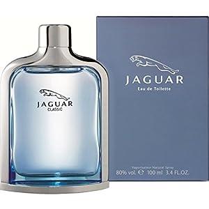 Jaguar Classic Blue by Jaguar for men Eau De Toilette Spray,3.4 Ounce