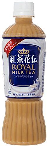 コカ・コーラ 紅茶花伝 ロイヤルミルクティー 470ml PET×24本