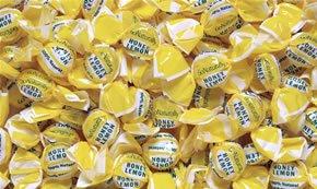 Go Naturally Organic Hard Candy, Honey Lemon, Bulk/pound, Individually Wrapped (Gourmet,Diabetic Friendly LLC,Gourmet Food,Candy,Hard Candies)