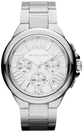 Michael Kors MK5719 Ladies Chronograph Silver