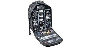 Tamrac 5265 Black CyberPack Express Rolling Photo/Laptop Backpack (Black)