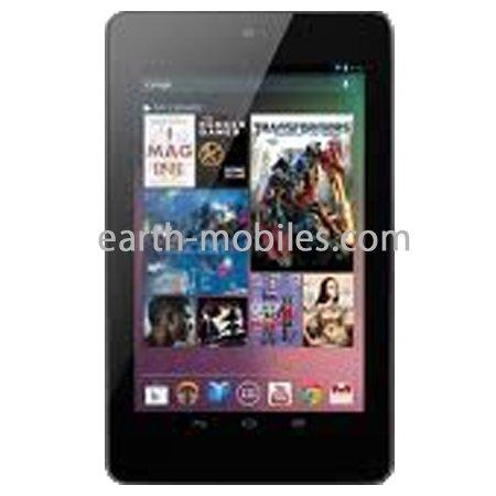 【Wi-Fi版】Nexus 7 (16GB) Asus Google (ダークグレー)