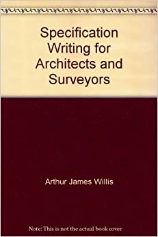 specification writing architecture