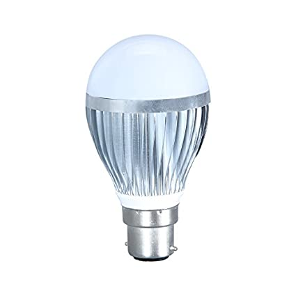 Harley 3W WW LED Bulb (Warm White, Pack of 4)