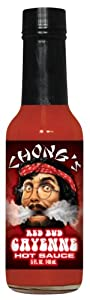Chongs Red Bud Cayenne Hot Sauce 5 Fl Oz