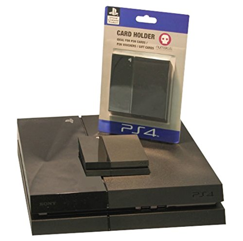 numskull Gift Card Holder - Playstation 4 Miniatur Konsole - Ideal für Playstation Store Guthabenkarten