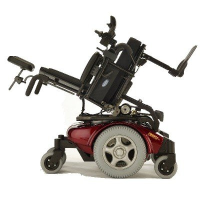 Invacare Corporation M91-Ts Pronto M91 With Powered Seating