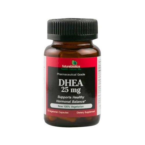 Futurebiotics DHEA 75 mg 25 Caps