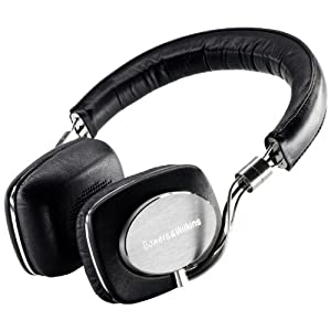 Bowers & Wilkins P5 Headphones - Black