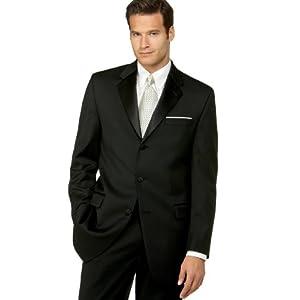 Calvin Klein Suit, Black Tuxedo
