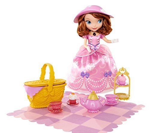 Disney Sofia the First Tea Party Picnic Doll