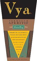 NV Quady Vya Extra Dry Vermouth blend - White 375ML