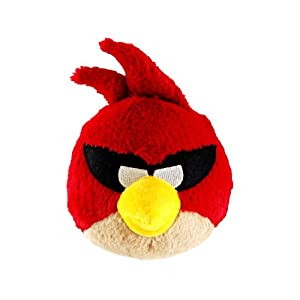 Angry Birds Space 5-inch Red Bird With Sound by Angry Birds