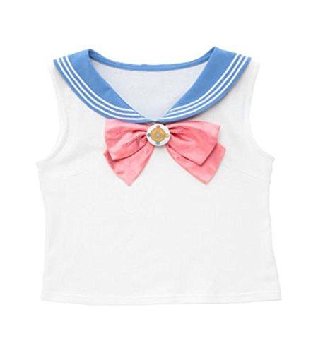 Cosplay Sailor Moon 20th Tsukino Usagi Sweet Sweater Skirt Anime Costume