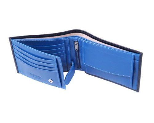 Sage Brown Genuine Leather Essential Wallet