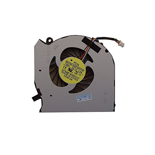 Vivi Audio Laptop CPU Cooling Fan For HP ENVY dv7-7000 dv6-7000 series (Hp Envy Dv7 Cooling Fan compare prices)