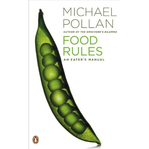 Food Rules an Eater's Manual Cover