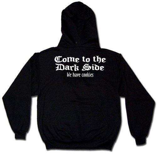 Come To The Dark Side, We Have Cookies Sweatshirt,