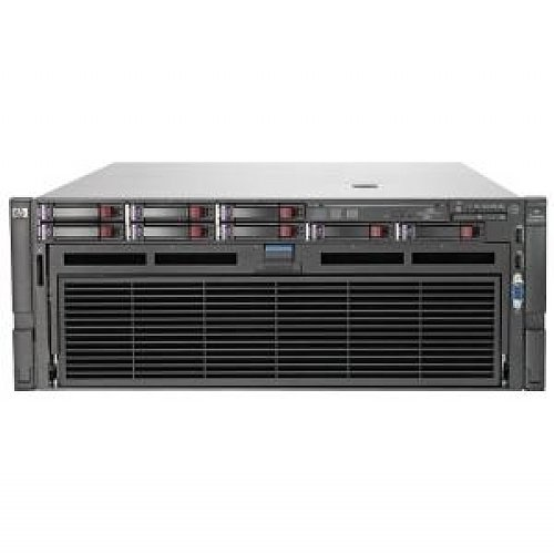 HP DL580 G7 E7-4870 2.4G 4P 128GB SYST SVR