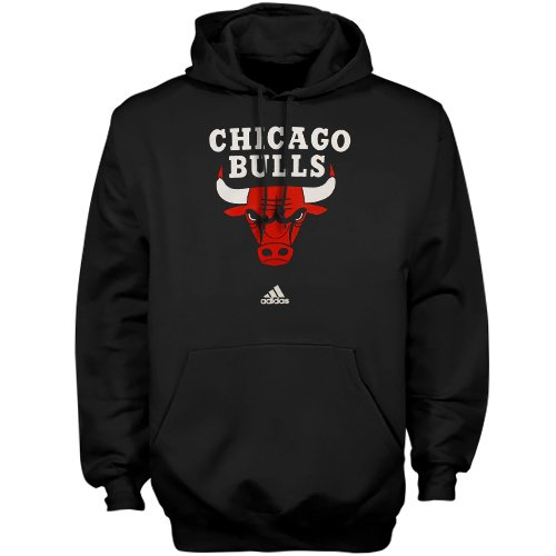 NBA Chicago Bulls Primary Logo Hoodie, X-Large at Amazon.com