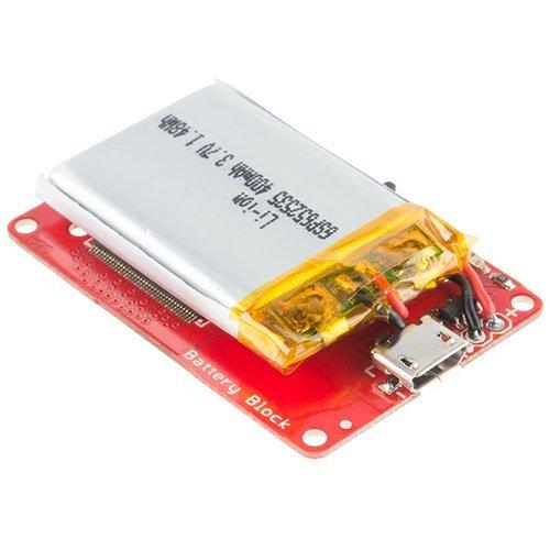 Intel Edison Block - Battery
