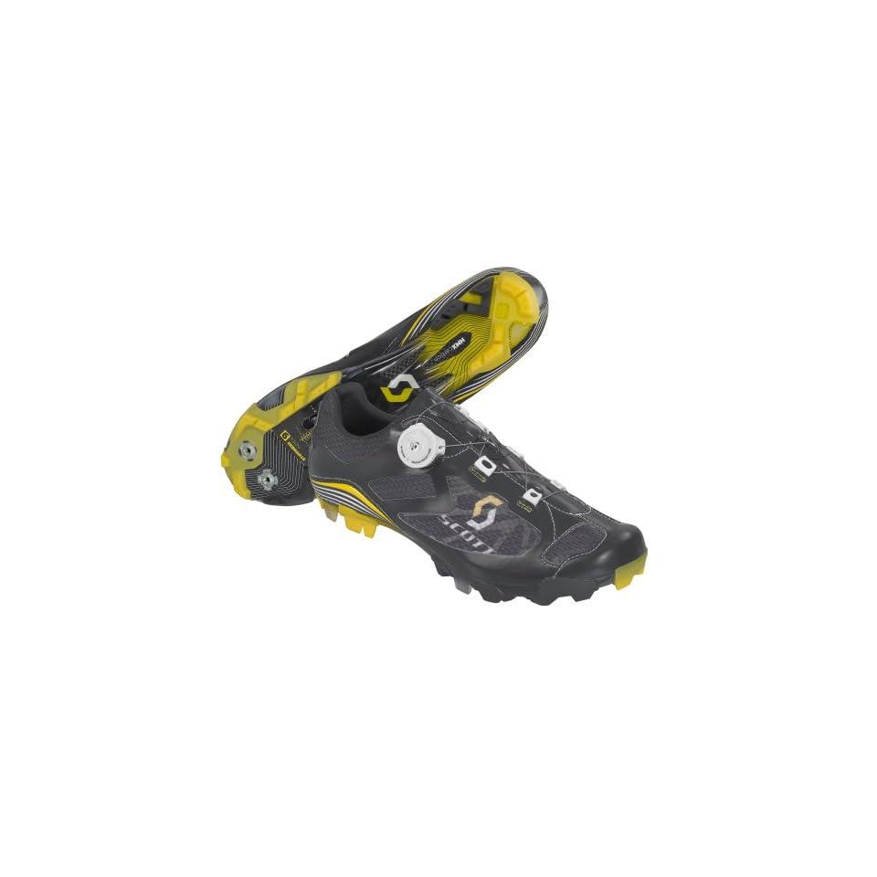 Scott MTB Premium Fahrrad Schuhe schwarzgelb 2012 Schuhe on
