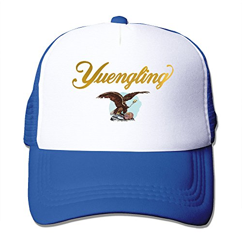 Cool Yuengling Premium Beer Trucker Mesh Baseball Cap Hat One Size RoyalBlue (Beer Nerd compare prices)