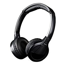 Wireless TV Headphones [No Latency], Jelly Comb Wireless RF Stereo [Rechargeable] Headphones Headset Earphone with 3.5mm Audio-out Jack for TV, Cell Phone, Laptop, Upgraded Auto Scan and Auto Sleep