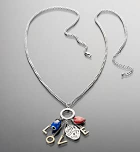 Marcel Wanders Charm Chain Necklace