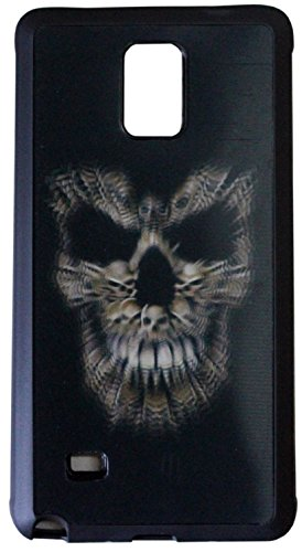 Limited Period Offer- Super Cool 3D Case and Cover for Samsung Galaxy Note 4- Tiger Design- Buy now and get a premium quality Tempered glass screenguard worth Rs.299 absolutely free!!