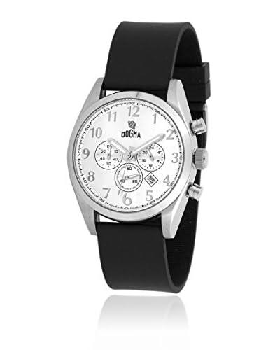 Dogma Reloj con movimiento cuarzo suizo DGCRONO-335P Negro 47  mm