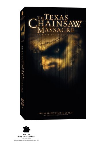 Texas Chainsaw Massacre [VHS]