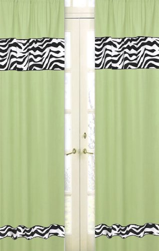 Lime Green Kids Bedding front-133772